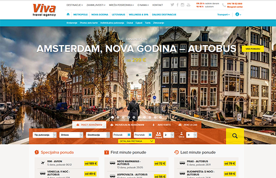 Viva travel turisticka agencija